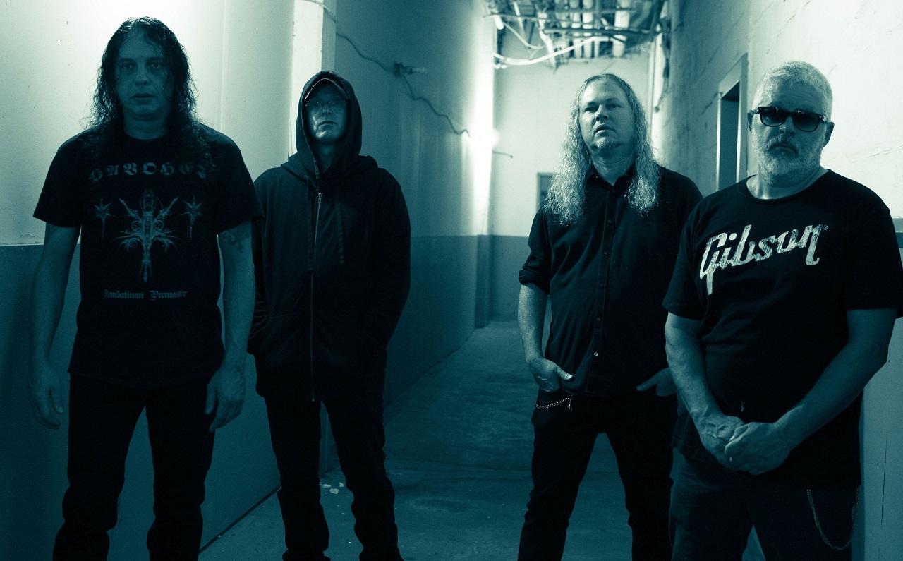 SHADOWS: Το νέο συγκρότημα του κιθαρίστα των IMMOLATION Alex Bouks!