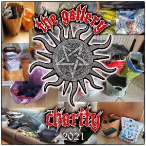 THE GALLERY: Παράδοση Ρούχων Στην Πανελλήνια Ένωση Φίλων των Πολυτέκνων (Π.Ε.ΦΙ.Π)!