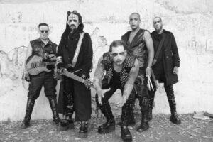 Cuba's Black Metallers MEPHISTO Launch New Lyric Video.