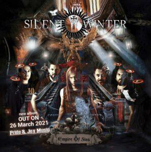 "SILENT WINTER: Επίσημο lyric βίντεο για το νέο τους single ""Dragons Dance""."
