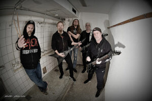 """ARTILLERY Reveals Details For New Album And Launches First single, """"In Thrash We Trust""""."""