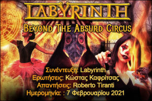 Labyrinth – Beyond The Absurd Circus