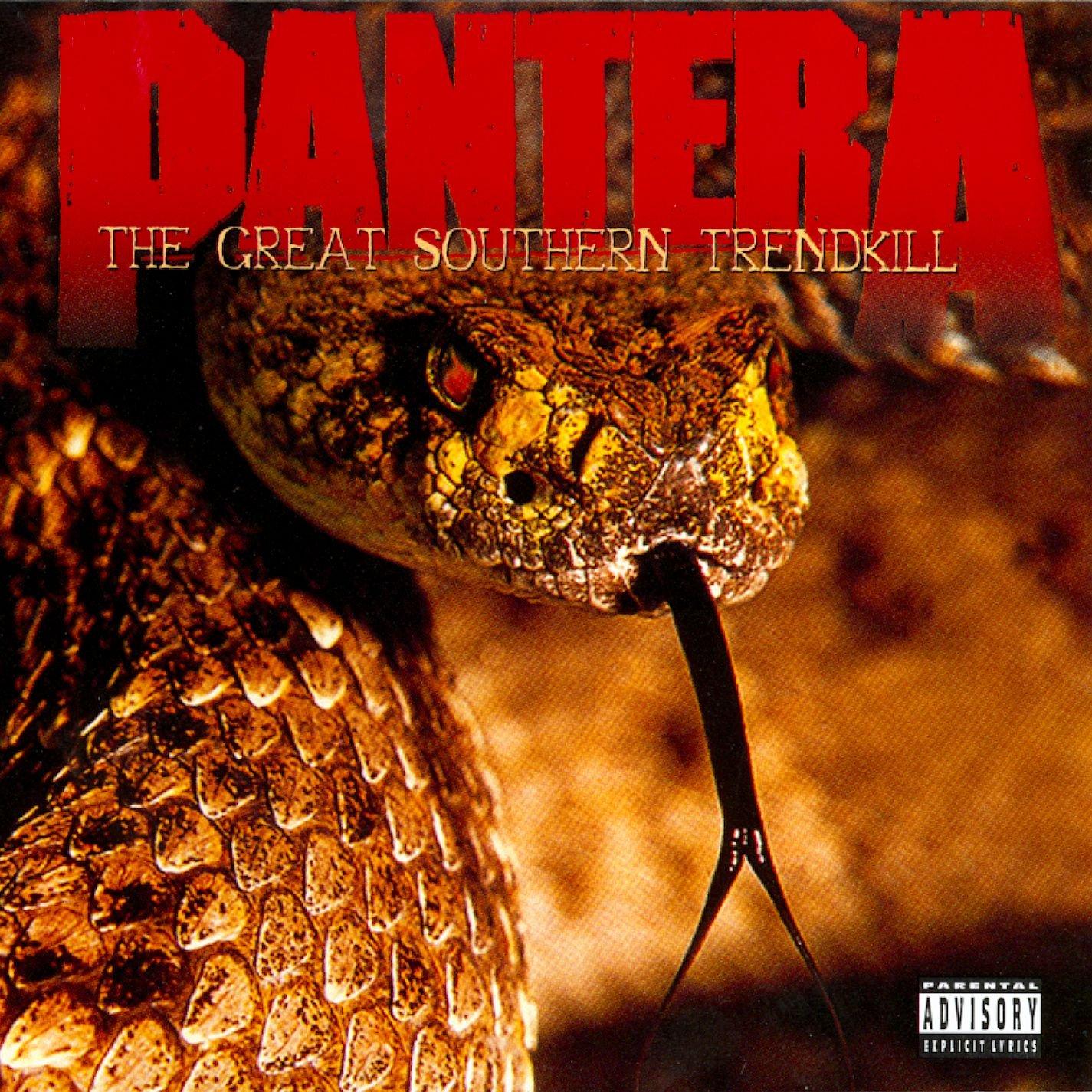 Pantera -The Great Southern Trendkill (1996)