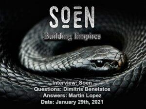 Soen – Building Empires