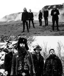 AUÐN and SÓLSTAFIR nomimated for the Icelandic Music Awards 2021!