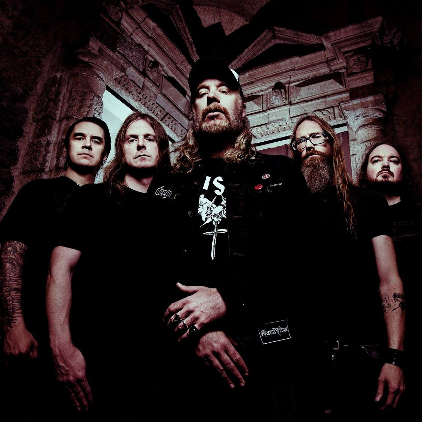 """AT THE GATES  released shredding new single, """"Spectre of Extinction"""", featuring King Diamond's Andy LaRocque!"""