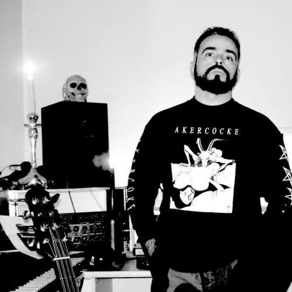 Black Metallers NECROMANTIA Reveal New Album Cover!