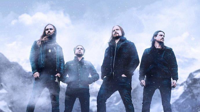 """INSOMNIUM Announce Live Stream Event """"The Shadows Stream""""."""