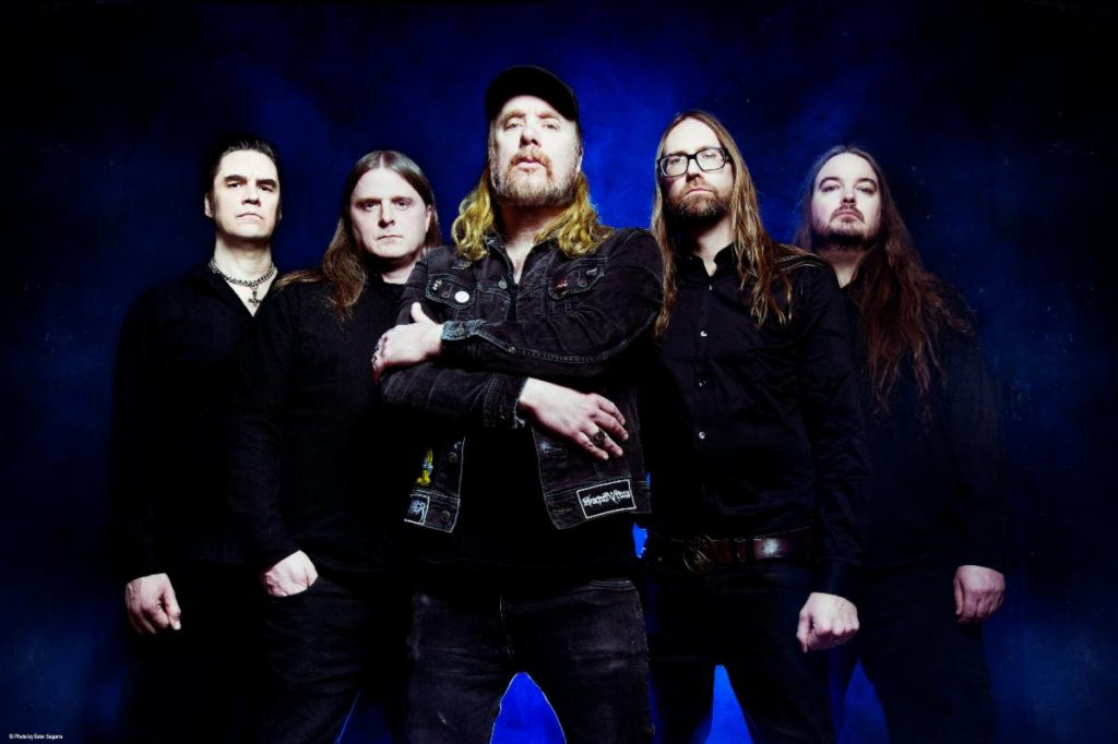 """AT THE GATES announced new album """"The Nightmare of Being""""."""