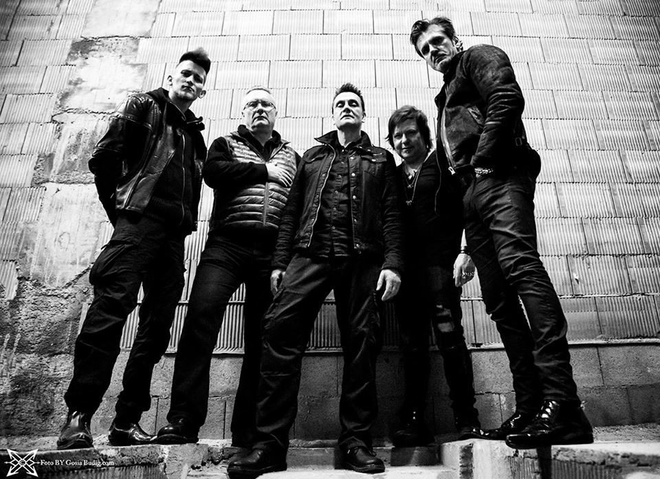 """DIE KRUPPS announce their first covers album """"Songs from the dark side of heaven""""."""
