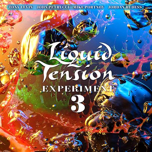 Liquid Tension Experiment – 3