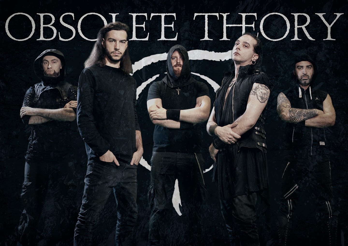 """OBSOLETE THEORY released lyric video of the second single """"The Vanished"""" from their new album """"Dawnfall""""."""