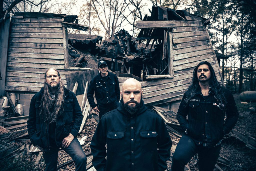 """WITHERED Release First Song Of Upcoming Album """"Verloren""""."""