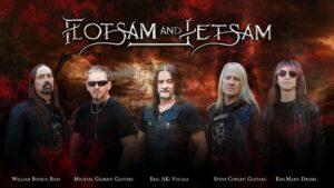 FLOTSAM AND JETSAM: Μουσικό βίντεο για το νέο single από το επερχόμενο τους άλμπουμ «Blood In The Water».