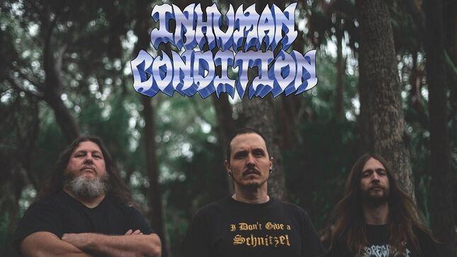 Ακούστε το νέο τραγούδι των INHUMAN CONDITION με την συμμετοχή του Paul Mazurkiewicz (CANNIBAL CORPSE).