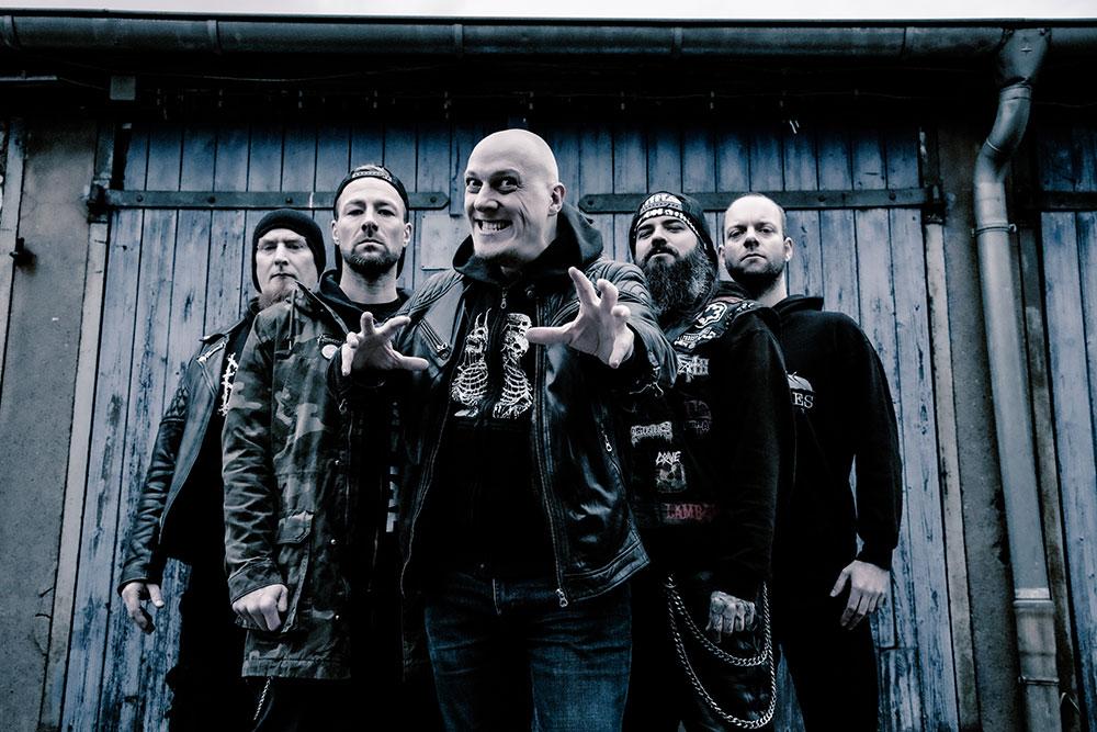 Οι Death Metallers ENDSEEKER κυκλοφόρησαν το νέο τους άλμπουμ «Mount Carcass».