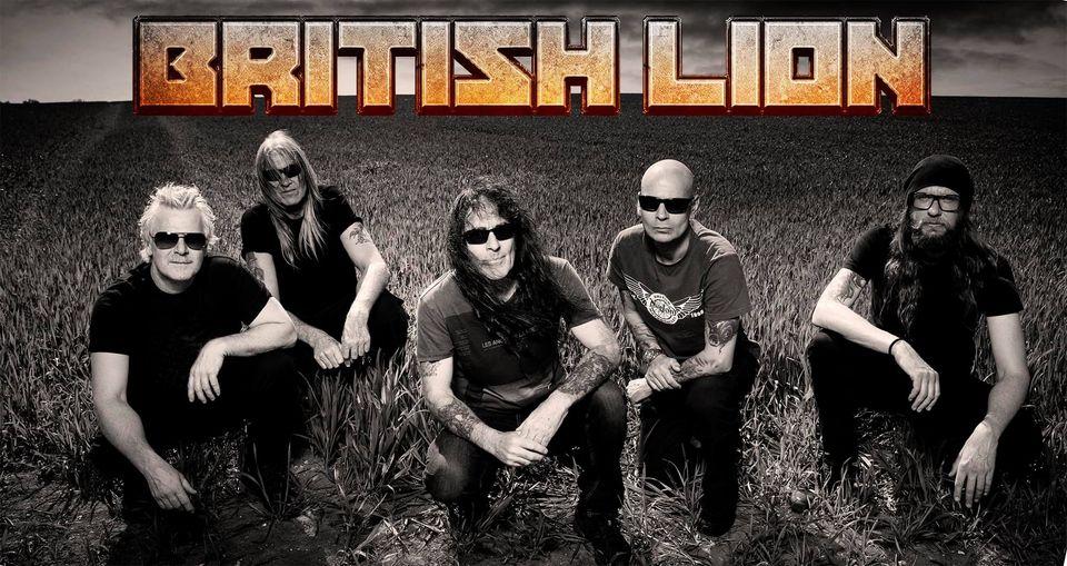 """Οι BRITISH LION κυκλοφόρησαν νέο βίντεο για το τραγούδι τους """"Land of the Perfect People""""."""
