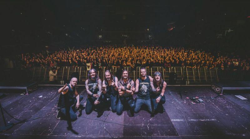 """Οι AMORPHIS ανακοίνωσαν νέο ζωντανό άλμπουμ, το """"Live At Helsinki Ice Hall""""!"""