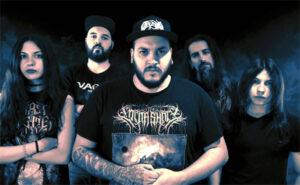 "INHUMAN ARCHITECTS: Κυκλοφόρησαν το νέο τους  τραγούδι ""Nephilim""από το επερχόμενο άλμπουμ ""Paradoxus""."