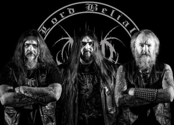 Οι LORD BELIAL υπέγραψαν στην Hammerheart Records και ετοιμάζουν το νέο τους άλμπουμ!