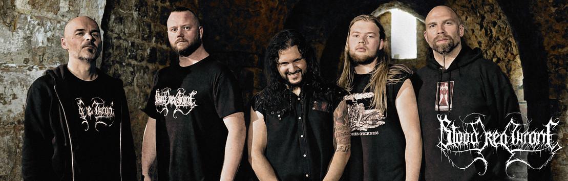 BLOOD RED THRONE – Οι Νορβηγοί βετεράνοι Death Metallers υπέγραψαν στη Nuclear Blast!