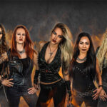 "BURNING WITCHES released music video for new single ""The Witch Of The North""."