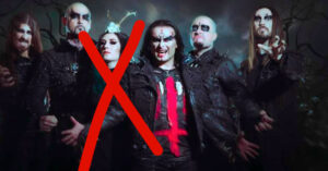 CRADLE OF FILTH announces new keyboardist!