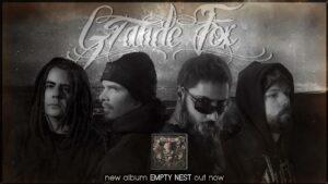 Επίσημο μουσικό βίντεο από τους GRANDE FOX για το single τους «Rottenness of Youth».