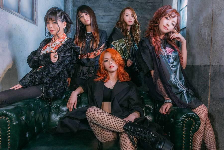 """Οι NEMOPHILA επεκτείνουν το πρώτο τους single """"Oiran"""" σε πλήρες άλμπουμ αποκλειστικά εκτός Ιαπωνίας."""