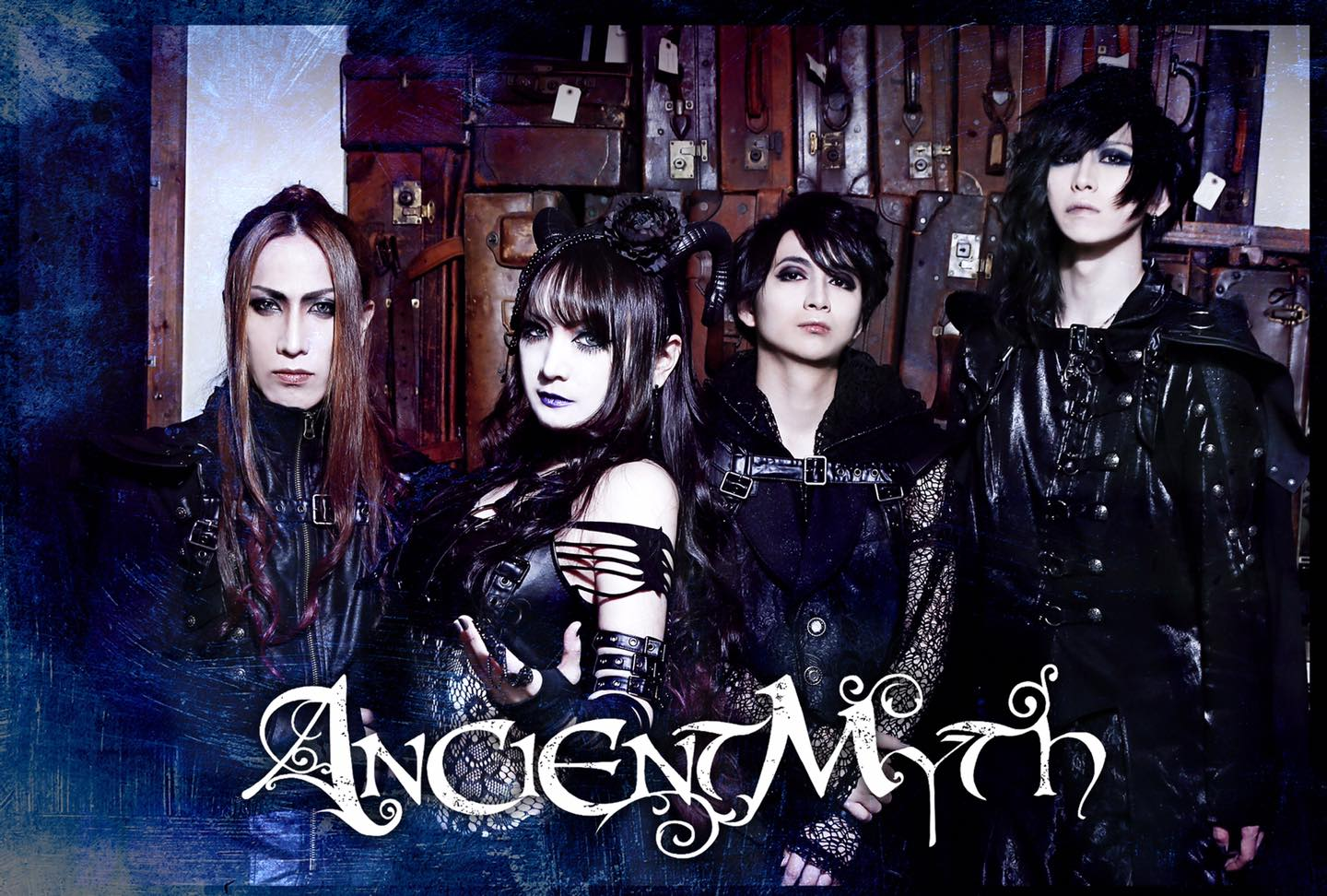 """ANCIENT MYTH, released new single """"Chaos To Infinity""""."""