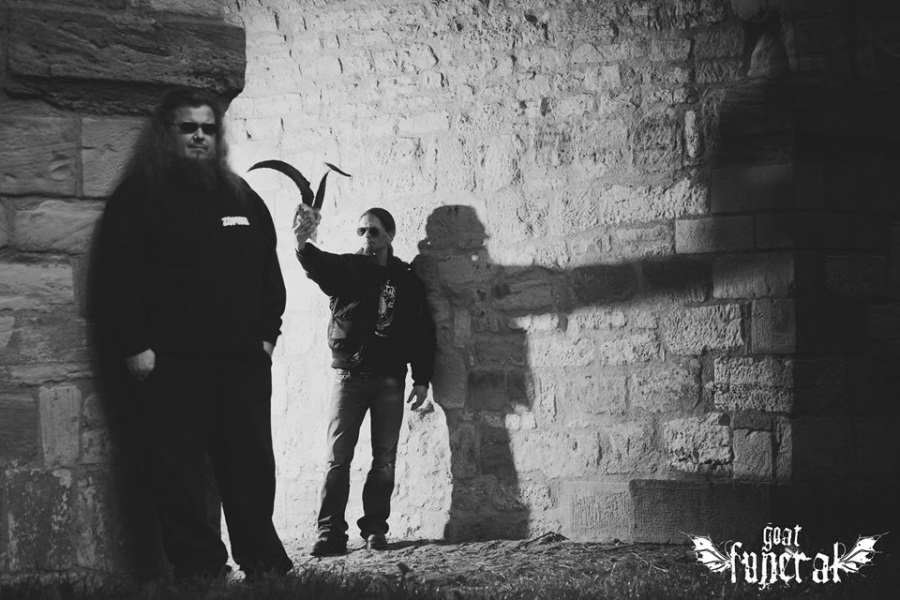 """GOATFUNERAL released official video for """"A Spoon Full Of Peace""""."""