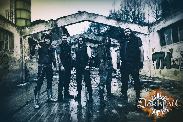 """DARKFALL released a new video for the track """"Hail To The Warriors""""."""