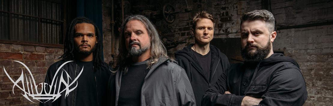 "ALLUVIAL: Κυκλοφόρησαν το νέο τους άλμπουμ ""Sarcoma"" και το επίσημο μουσικό βίντεο για το single ""The Putrid Sunrise""."