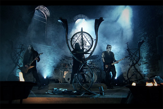 """BEHEMOTH: Νέο μουσικό βίντεο για το τραγούδι """"Shadows Ov Ea Cast Upon Golgotha""""!"""
