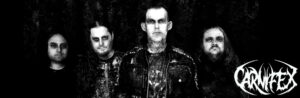 """CARNIFEX released lyric video for their new single """"Seven Souls""""!"""