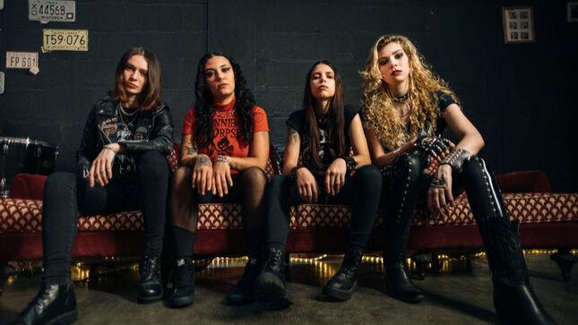 "CRYPTA: Κυκλοφόρησαν το βίντεο του τρίτου τους single  ""Dark Night Of The Soul""."