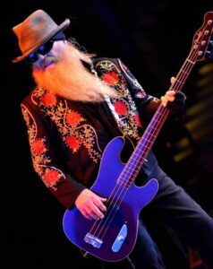 The legendary bassist of ZZ TOP Dusty Hill died suddenly.