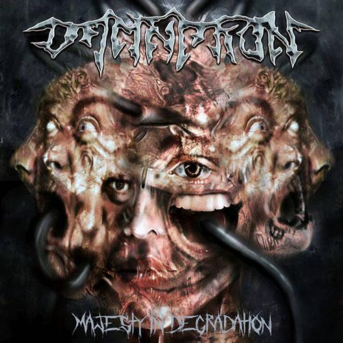 Damnation – Majesty In Degradation (EP)