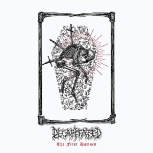 Decapitated – The First Damned – Artwork