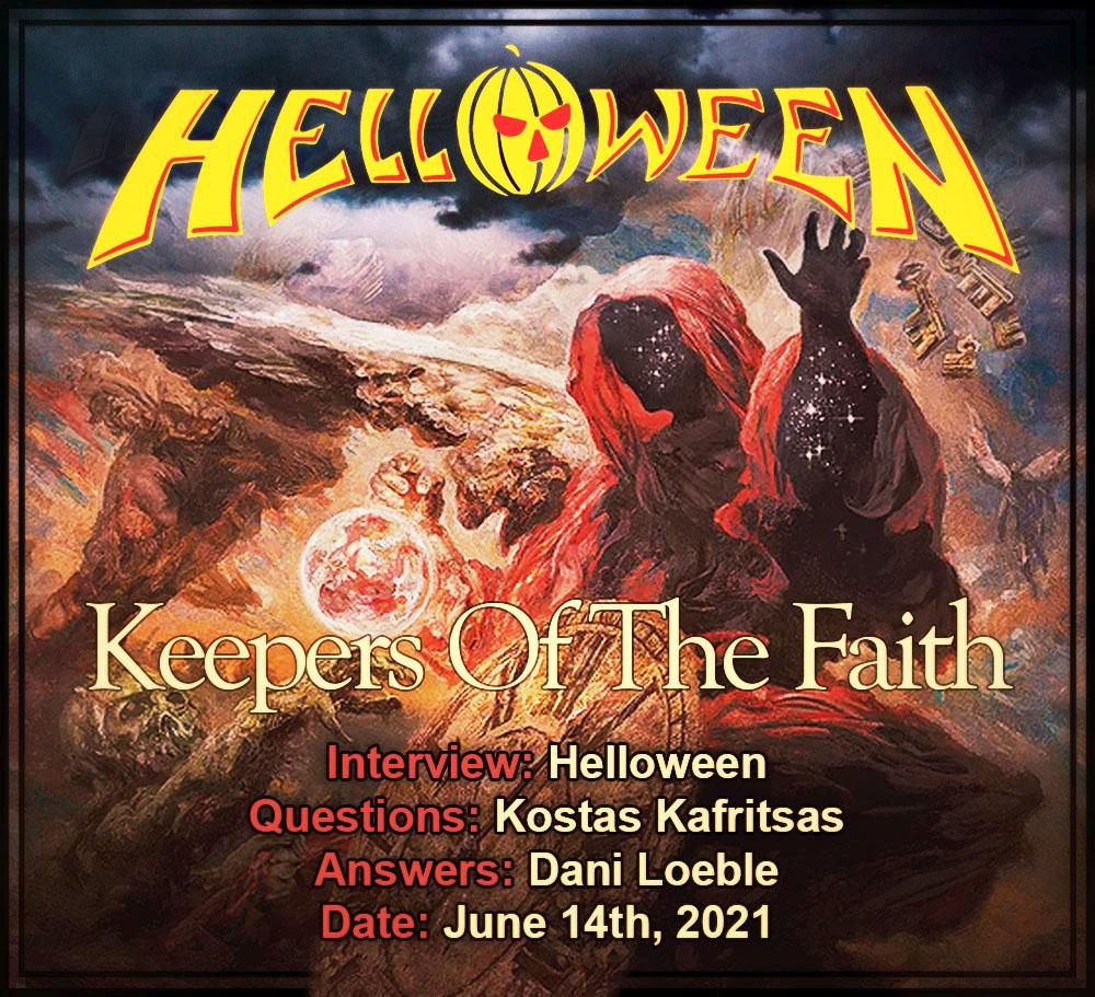Helloween – Keepers Of The Faith