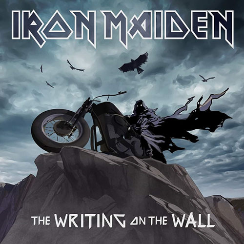 Iron Maiden – The Writing On The Wall (Single)