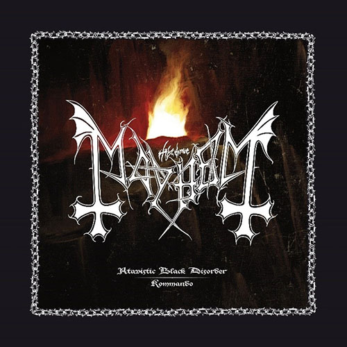 Mayhem – Atavistic Black Disorder / Kommando (EP)
