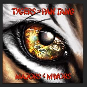Tygers Of Pan Tang – Majors & Minors