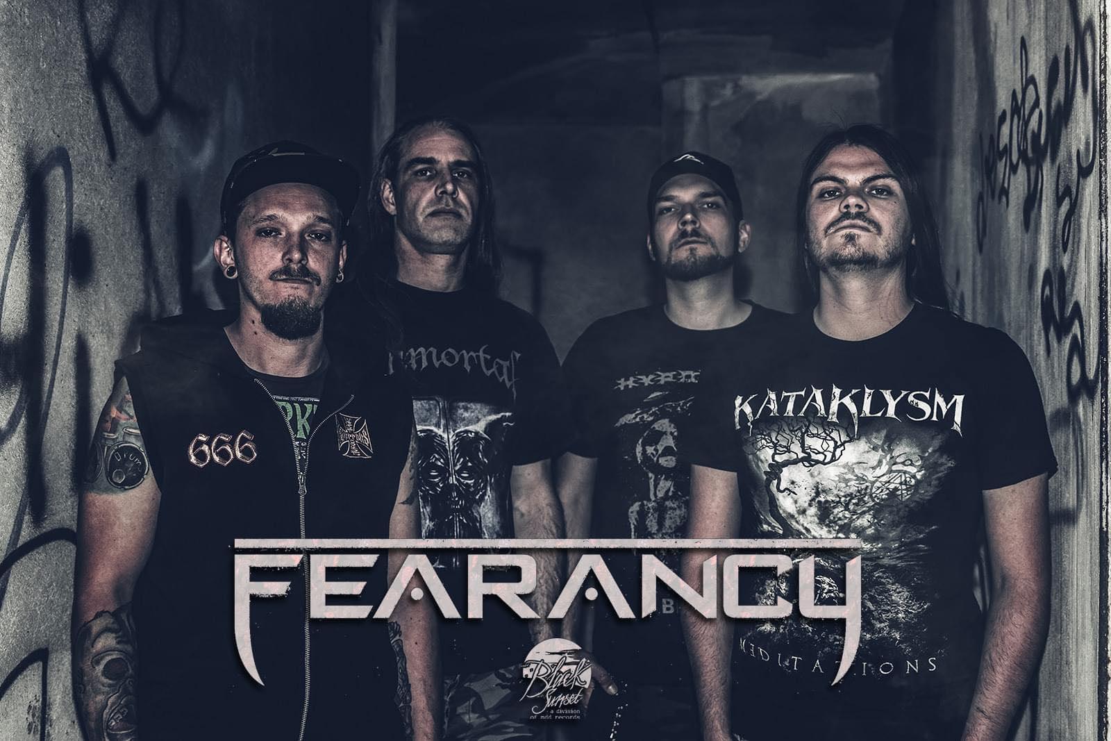 "FEARANCY: Ανακοίνωσαν την κυκλοφορία του νέου τους άλμπουμ ""Dæmonium""."
