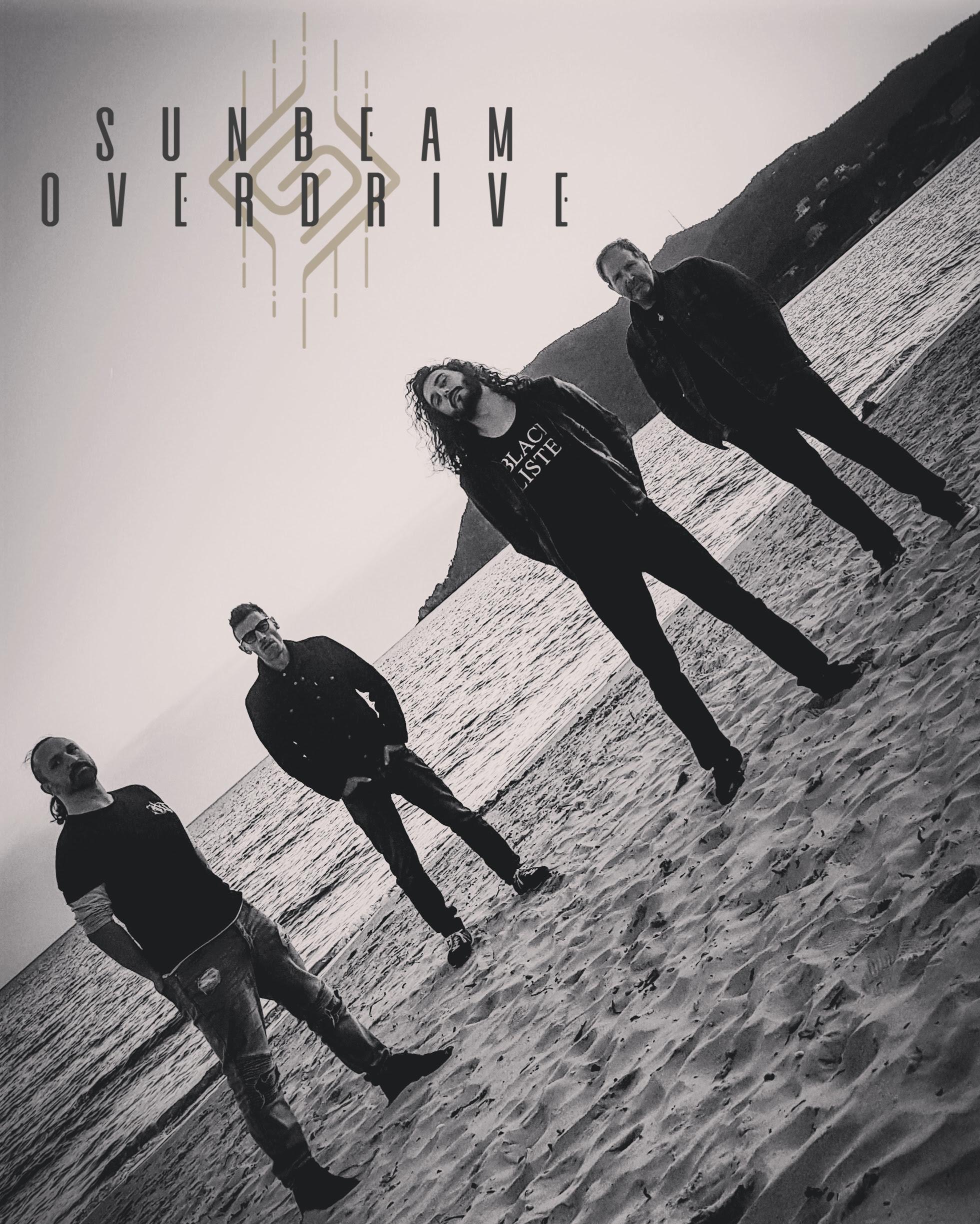 "SUNBEAM OVERDRIVE: Κυκλοφόρησαν ένα νέο ζωντανά ηχογραφημένο βίντεο για την ακουστική εκδοχή του  ""Fainted Core""."
