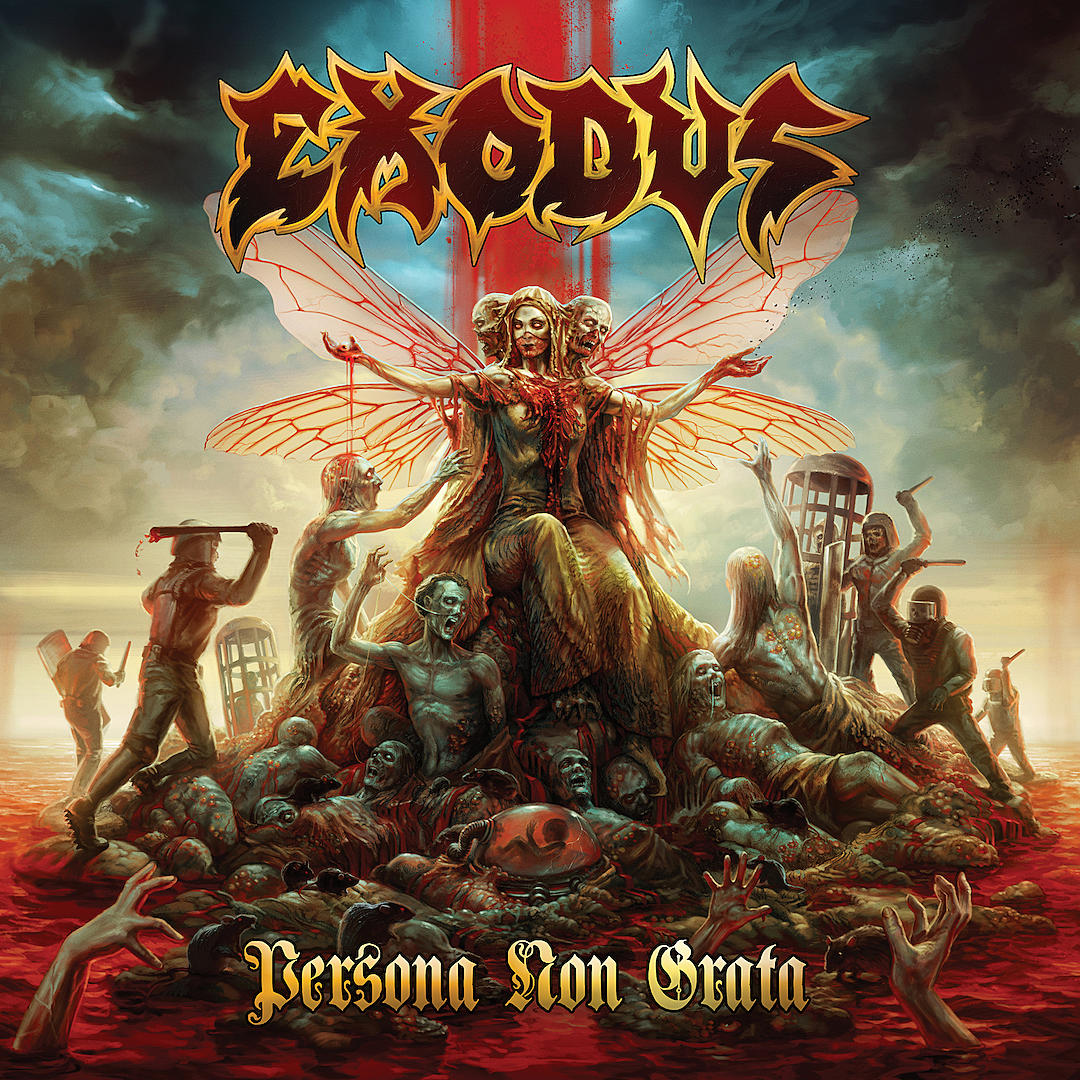 """EXODUS: New Single And Video For The Song """"The Years Of Death And Dying""""!"""