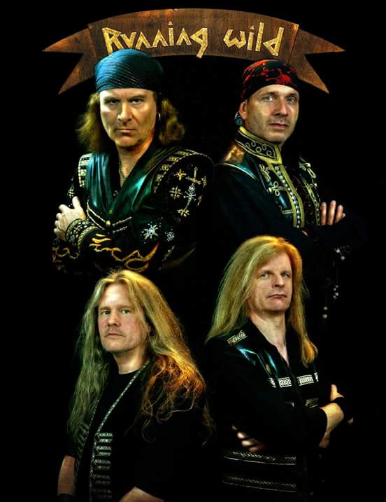 RUNNING WILD released their new single!