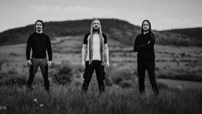 """DESERTED FEAR released a video for their new single, """"Funeral Of The Earth""""."""