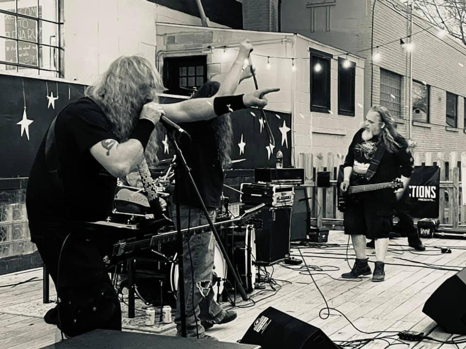 """CENTENARY: Επέστρεψαν με το νέο τους άλμπουμ """"Death...The Final Frontier""""."""