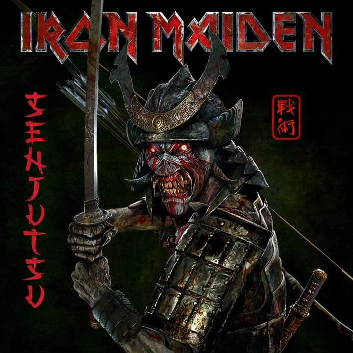 Iron Maiden – Senjutsu